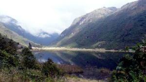 Lluviuca Lake - El Cajas 10,300'