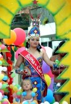 Sucua Carnaval Queen