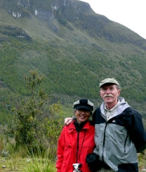 Terry and Chiyemi-El Cajas - Dressed Warmly