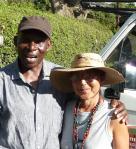 Chiyemi and John  - Arusha, Tanzania