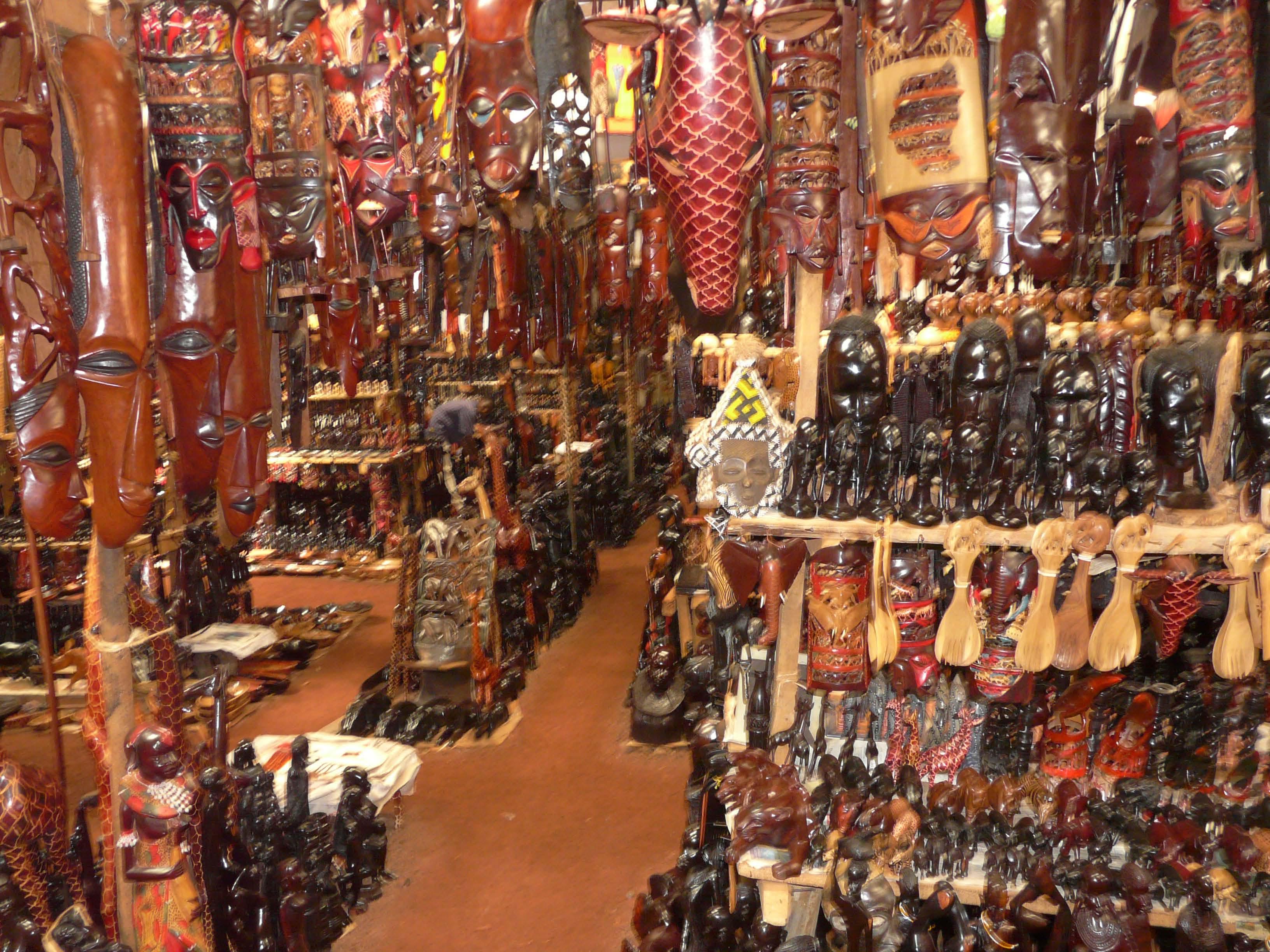 Karatu Tanzania  city pictures gallery : ... – Best Photos » Inside the ebony shop – Near Karatu Tanzania